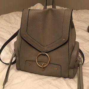 Grey Zara Backpack